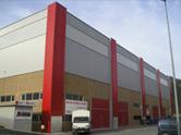 Pabellón Industrial en Parcela 3 del polígono industrial de San Juan.