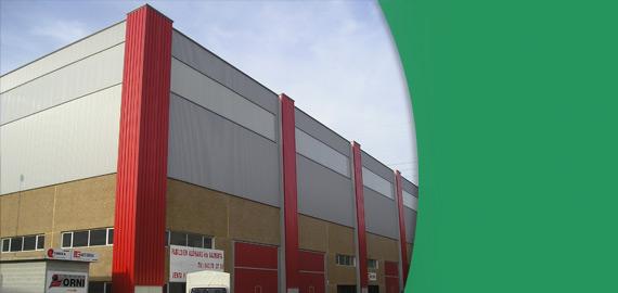 Pabellón Industrial en Parcela 3 del polígono industrial de San Juan