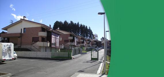 24 viviendas bifamiliares en Zumarraga