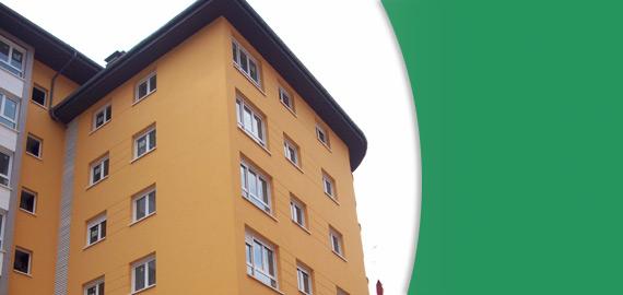 26 viviendas de VPO en la calle Txonta de Eibar